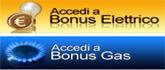 Accedi al Bonus Gas e Luce